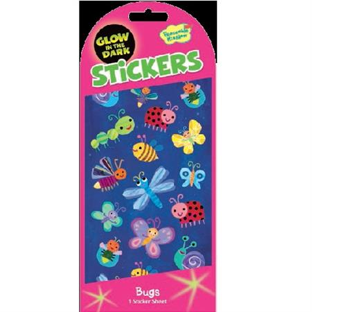 Cute Bugs Sticker Pack