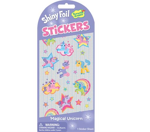 Magical Unicorn Sticker Pack