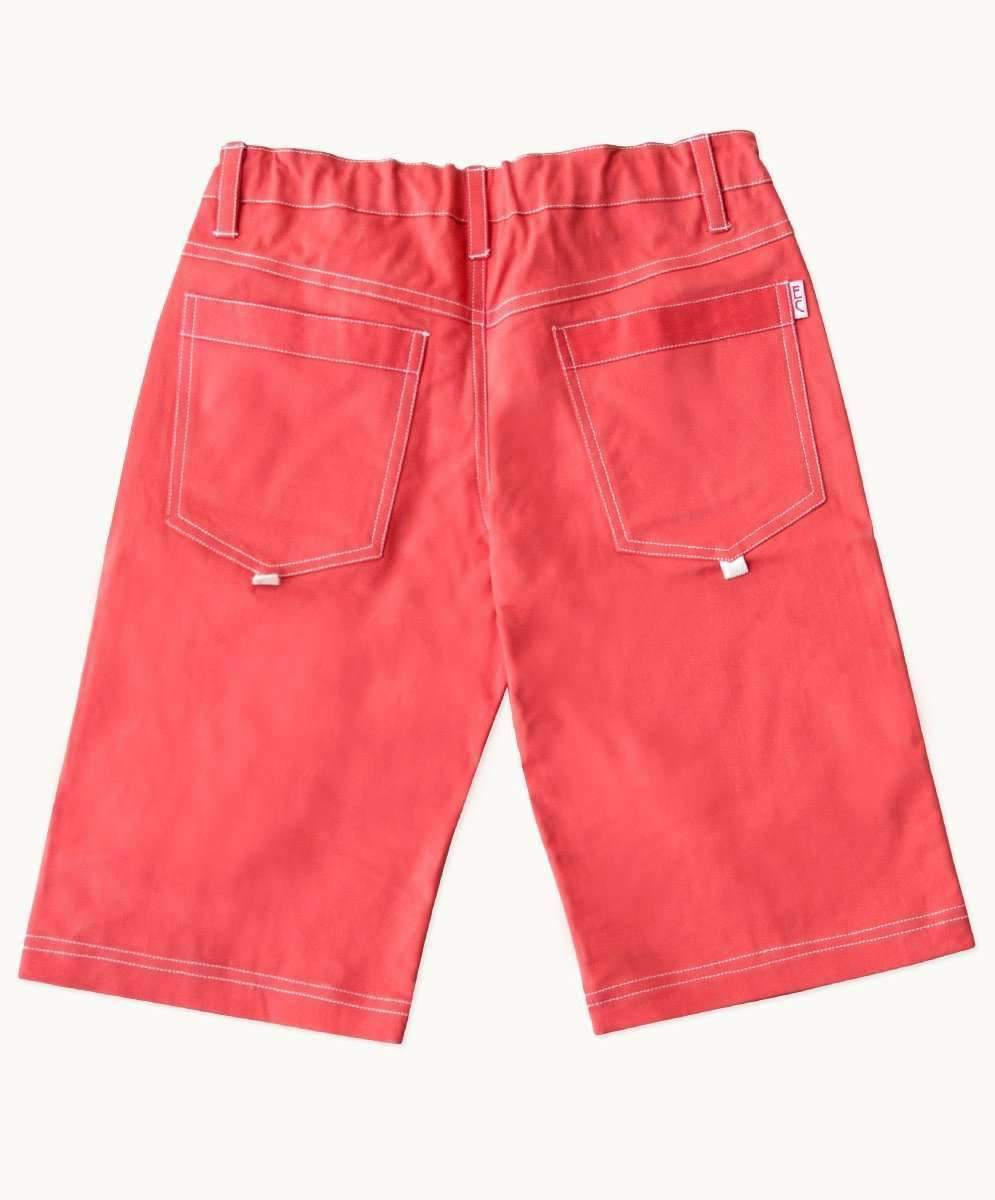 Paprika Cotton Shorts - Priced from $34.95