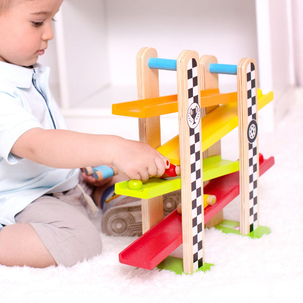 Racing Track, Racing, Wooden Toys, Wooden Cars, Cars, Track,