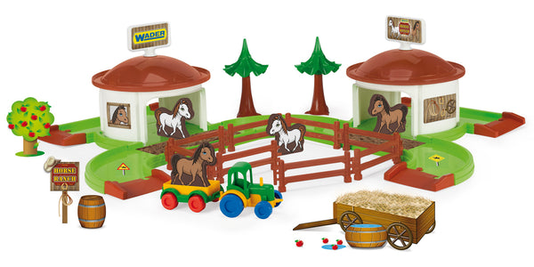 Wader 3D Horse Ranch