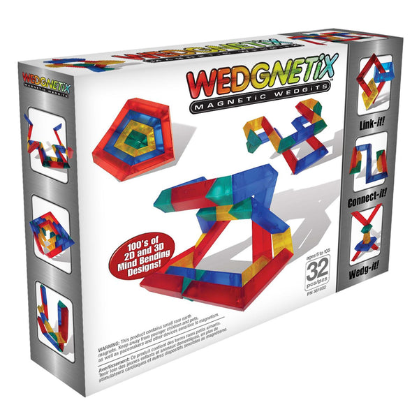 Wedgnetix 32pc