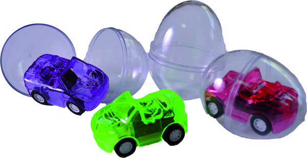 Micro Pull Back Sports Cars pk of 10