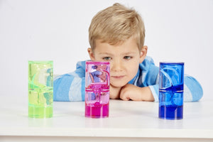 Sensory Liquid Time Sets