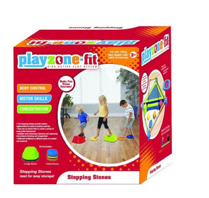 Playzone - Fit Stepping Stones