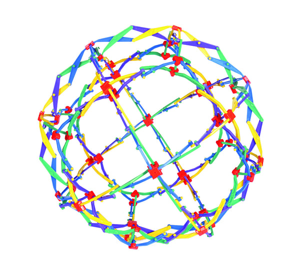 Hoberman Sphere - Mini Rainbow