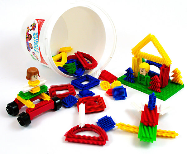 Sticklebricks My first bucket