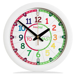 EasyRead Wall Clock, Wall Clock, Clock, Learning Time, time
