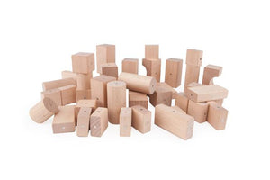 Kooglo Wooden Magnetic Blocks