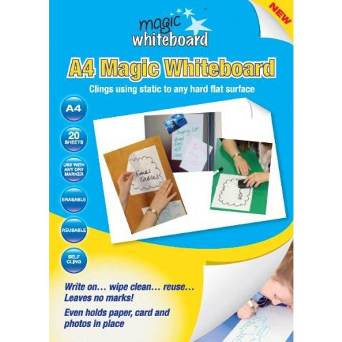 A4 Magic Whiteboards