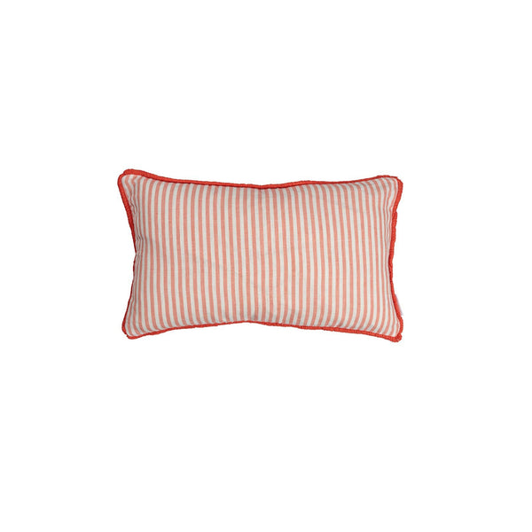 Coral Cove Cushion - Peachy Parrot