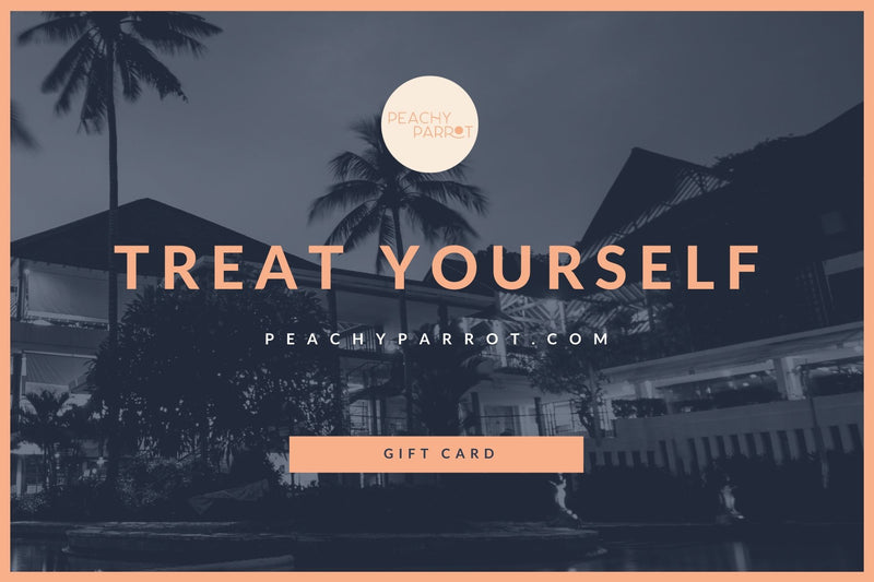 Gift Card - Peachy Parrot