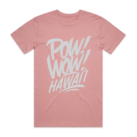 (Pre-Order) 2020 POW! WOW! Hawaii Rose Men's Tee