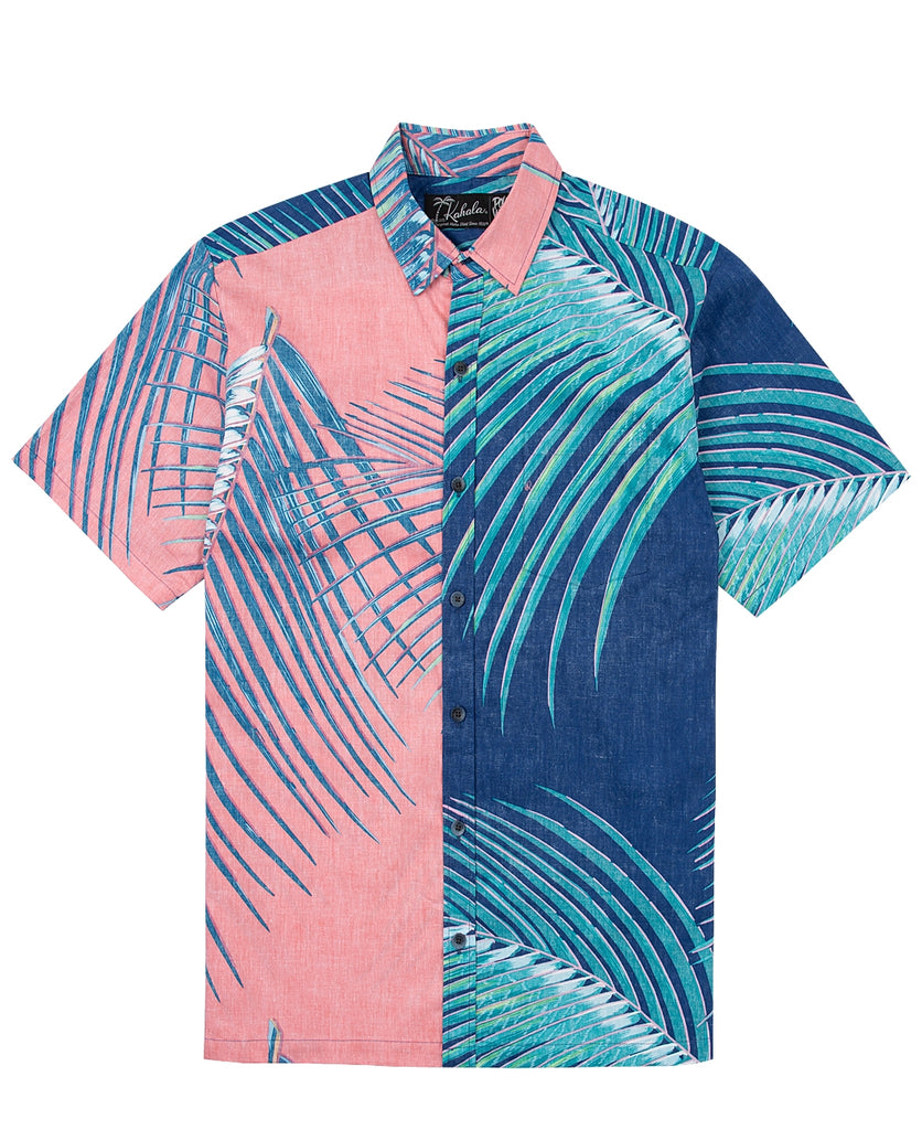 Big Shade Aloha Shirt By Kahala