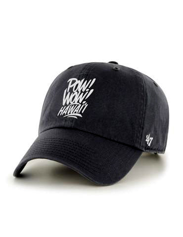 2020 POW! WOW! Hawaii Clean Up Hat