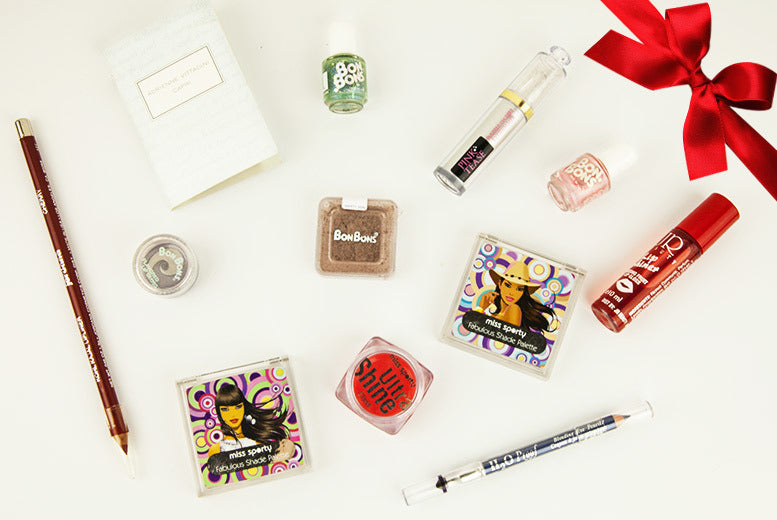 12pc Surprise Beauty Bag!!