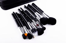 Load image into Gallery viewer, 15pc IB Professional Book Case Brush Set