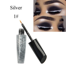 Load image into Gallery viewer, Phoera Glitter Eyeliner