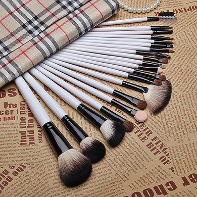 20pc Professional Tartan Brush Set