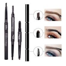 Load image into Gallery viewer, 3 in 1 Smooth Eyebrow Pen