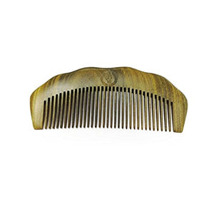 Mr Singhs Handmade Engraved Wooden Beard Comb