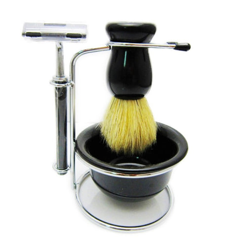 8pc Shaving kit - Choose From Black or White