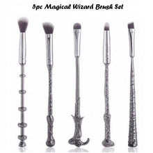 Load image into Gallery viewer, 5pc Magical Wizard Inspired Brush Sets - 2 Types