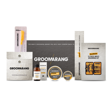 Load image into Gallery viewer, Groomarang Mens 21pc Gift Set