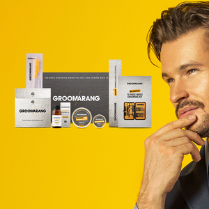 Groomarang Mens 21pc Gift Set