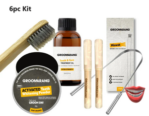 6pc Oral Hygiene Kit
