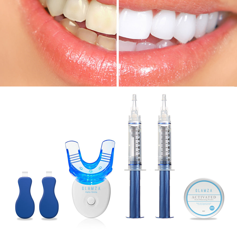 Glamza 'Ultimate' Teeth Whitening Kit, Oral Care by Forever Cosmetics