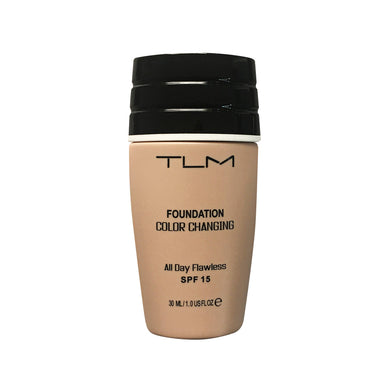 TLM™ Color Changing Foundation SPF 15 - Brown Bottle