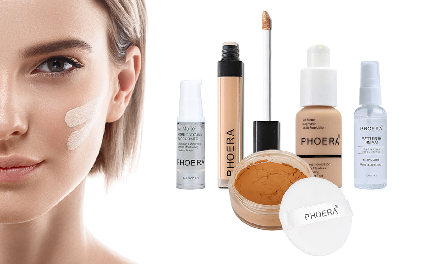 Phoera Bundle 2 by  Forever Cosmetics
