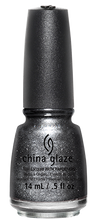 Load image into Gallery viewer, China Glaze Stone Cold Nail Polish