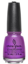 Load image into Gallery viewer, China Glaze Gothic Lolita Nail Polish
