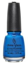 Load image into Gallery viewer, China Glaze Blue Sparrow Nail Polish