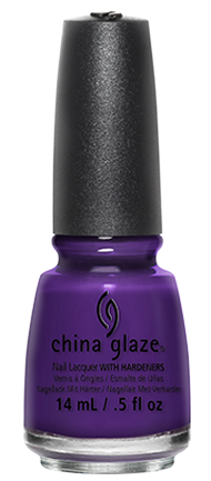 China Glaze Nail Polish - Grape Pop