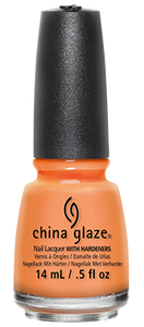China Glaze Peachy Keen Nail Polish