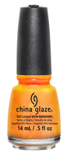 Load image into Gallery viewer, China Glaze Sun Worshipper Nail Polish