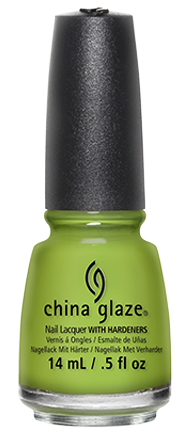 China Glaze Def Defying Nail Polish