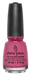 China Glaze Life Is Rosy Nail Polish