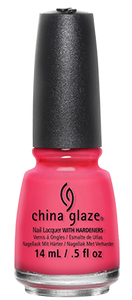 China Glaze Shell-O Nail Polish