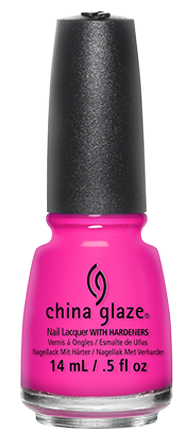 China Glaze Bottoms Up Nail Polish