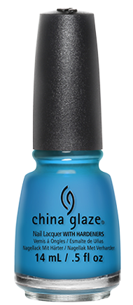 China Glaze Too Yacht To Handle Nail Polish