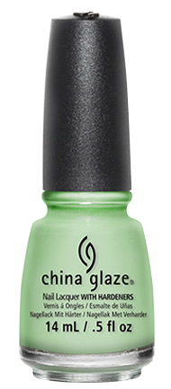 China Glaze Highlight Of My Summer Nail Polish