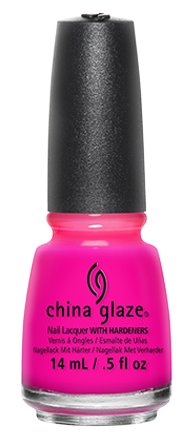 China Glaze Heat Index Nail Polish