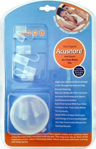 Acusnore Air Flow Nose Pin