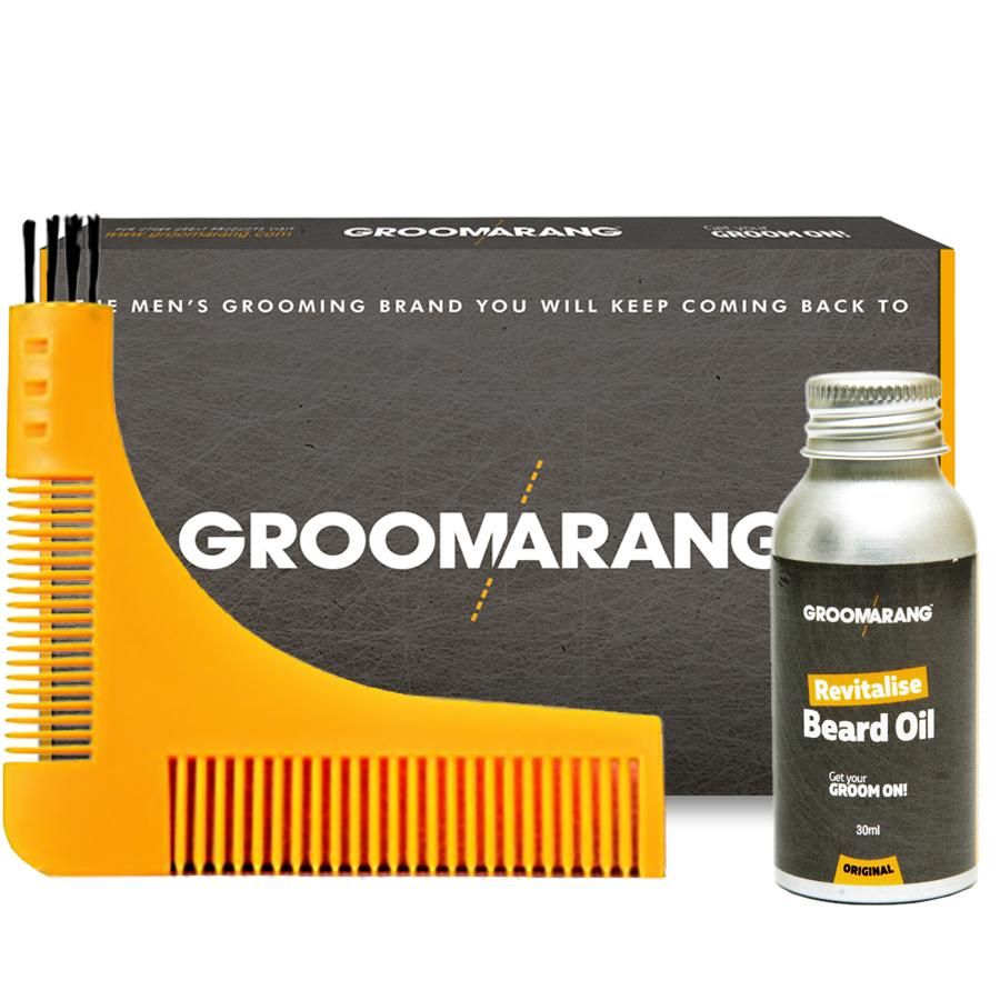 Groomarang Basic Collection, Hair Styling Products by Forever Cosmetics
