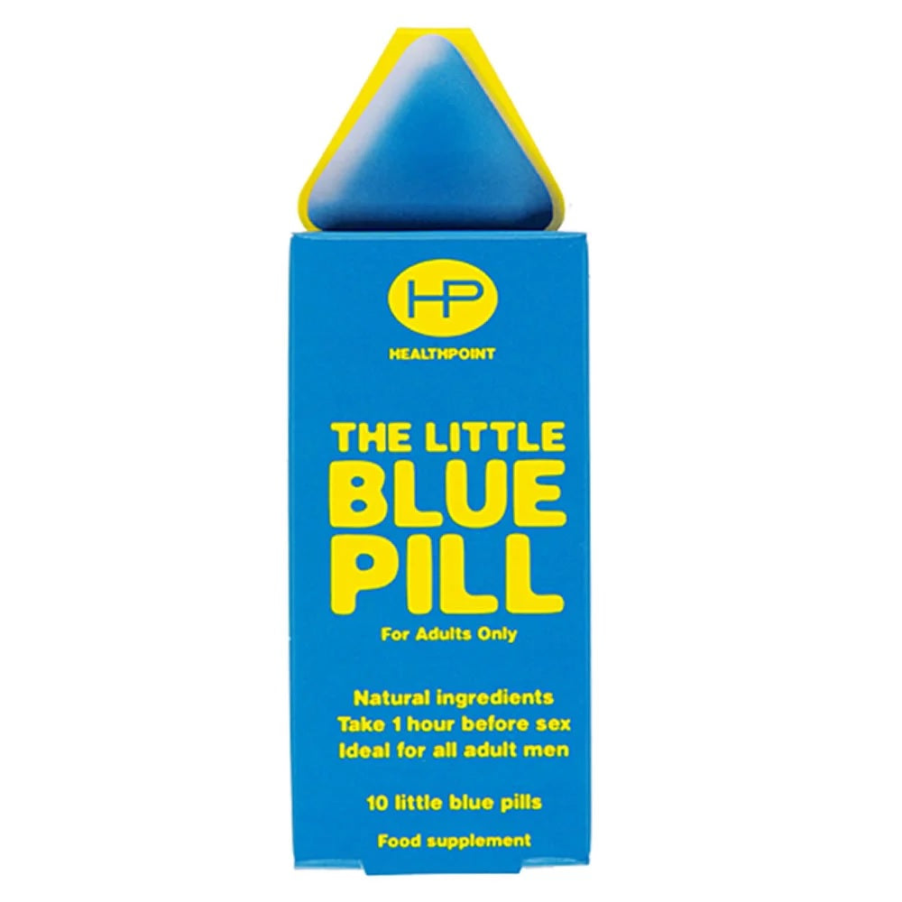 HP Little Blue Pill 10 Pack by  Forever Cosmetics