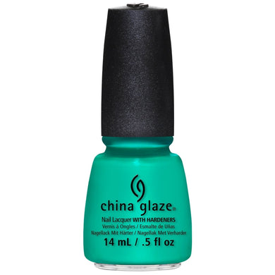 China Glaze Nail Polish - Keepin It Teal